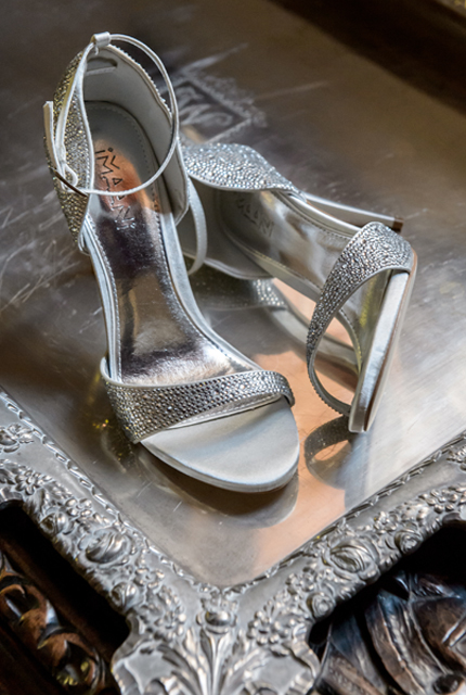 Imaani Bridal Shoes